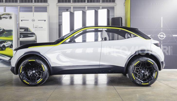 Opel GT X Experimental, il futuro secondo Opel - Foto 2 di 19