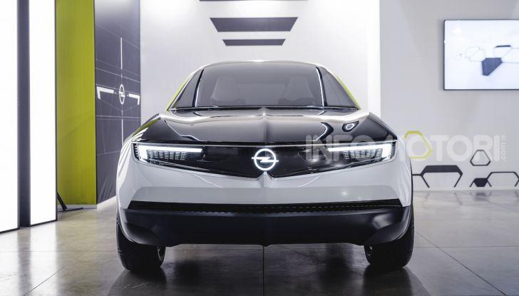 Opel GT X Experimental, il futuro secondo Opel - Foto 5 di 19