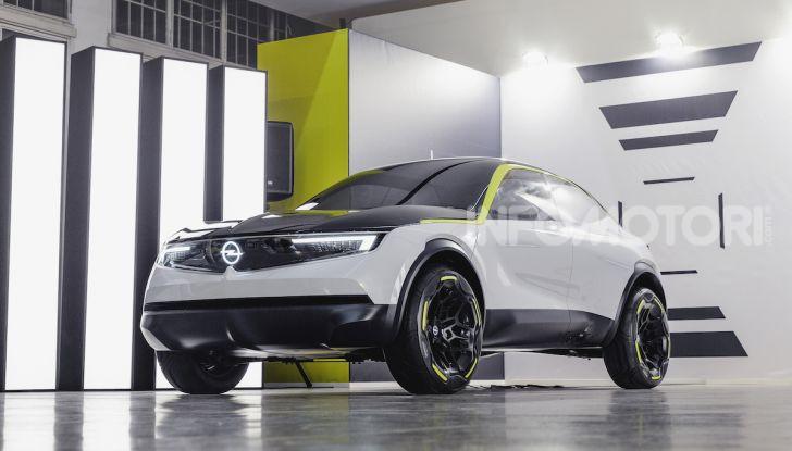 Opel GT X Experimental, il futuro secondo Opel - Foto 6 di 19