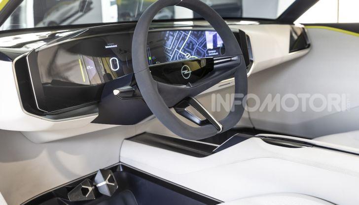 Opel GT X Experimental, il futuro secondo Opel - Foto 8 di 19