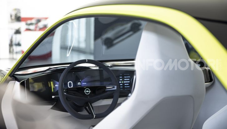 Opel GT X Experimental, il futuro secondo Opel - Foto 11 di 19