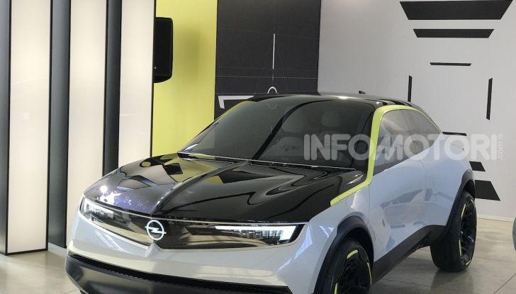 Opel GT X Experimental, il futuro secondo Opel - Foto 16 di 19
