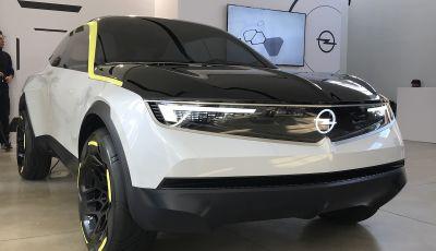 Opel GT X Experimental, il futuro secondo Opel