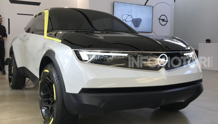 Opel GT X Experimental, il futuro secondo Opel - Foto 1 di 19