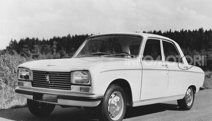 Peugeot celebra sei modelli della sua storia al Salone Rétromobile di Parigi - Foto 4 di 15