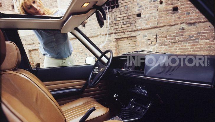 Peugeot celebra sei modelli della sua storia al Salone Rétromobile di Parigi - Foto 12 di 15