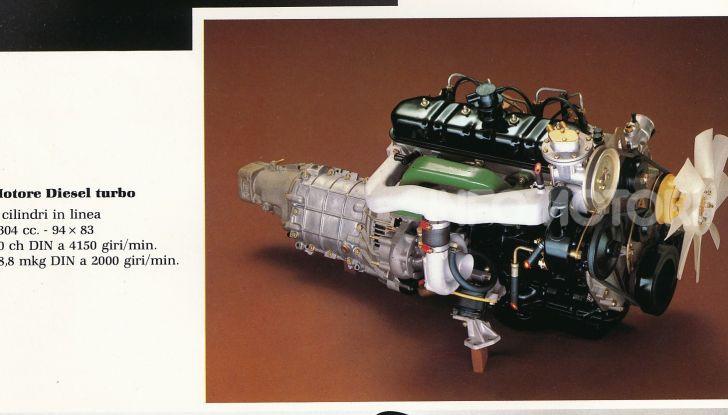 1979: Peugeot presenta la 604 D turbo, la prima turbodiesel venduta in Europa - Foto 3 di 4