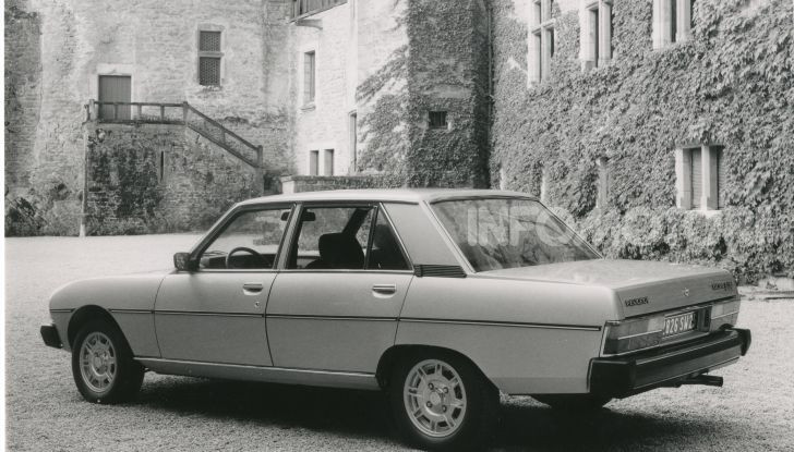 1979: Peugeot presenta la 604 D turbo, la prima turbodiesel venduta in Europa - Foto 2 di 4