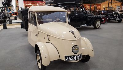 Peugeot celebra sei modelli della sua storia al Salone Rétromobile di Parigi