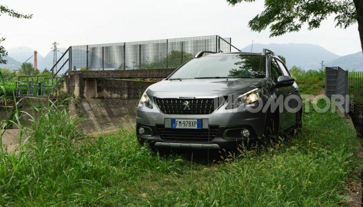 Prova nuova Peugeot 2008: il 110CV a benzina per correre in città - Foto 7 di 25