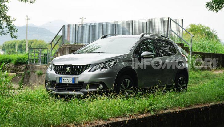 Prova nuova Peugeot 2008: il 110CV a benzina per correre in città - Foto 3 di 25