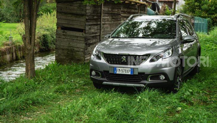 Prova nuova Peugeot 2008: il 110CV a benzina per correre in città - Foto 5 di 25