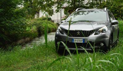 Prova nuova Peugeot 2008: il 110CV a benzina per correre in città