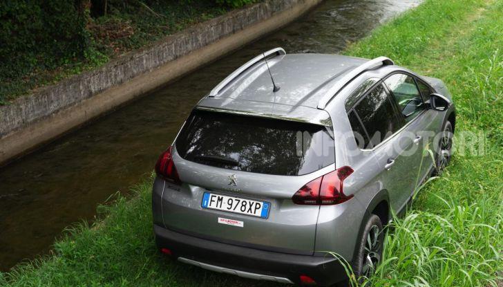 Prova nuova Peugeot 2008: il 110CV a benzina per correre in città - Foto 8 di 25