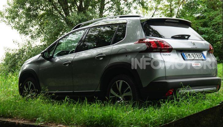Prova nuova Peugeot 2008: il 110CV a benzina per correre in città - Foto 10 di 25