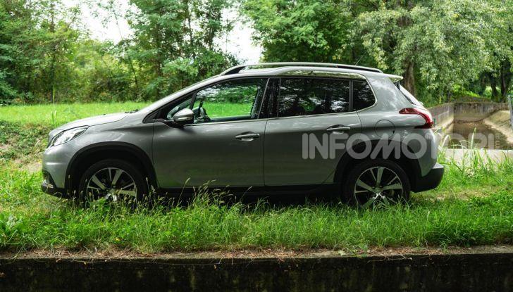 Prova nuova Peugeot 2008: il 110CV a benzina per correre in città - Foto 4 di 25