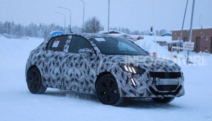 Peugeot 208 elettrica: dati, caratteristiche e prestazioni - Foto 2 di 8