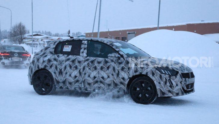 Peugeot 208 elettrica: dati, caratteristiche e prestazioni - Foto 4 di 8