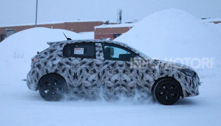 Peugeot 208 elettrica: dati, caratteristiche e prestazioni - Foto 6 di 8