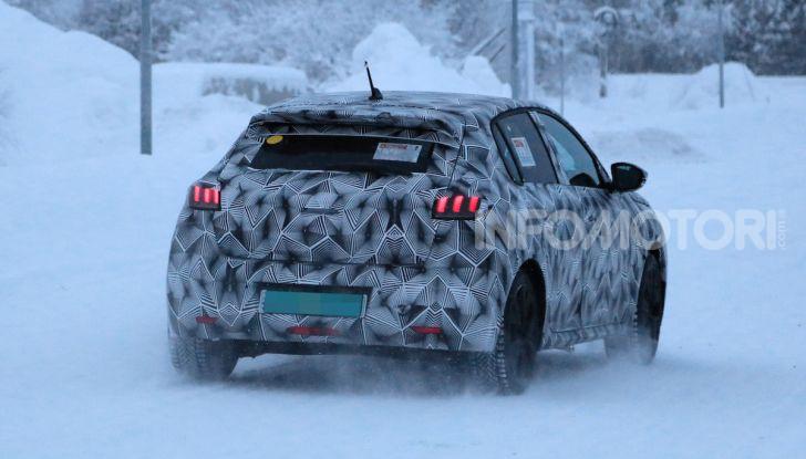 Peugeot 208 elettrica: dati, caratteristiche e prestazioni - Foto 8 di 8