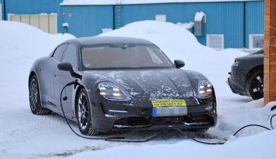 Porsche Taycan, questo il nome della 100% elettrica Mission E