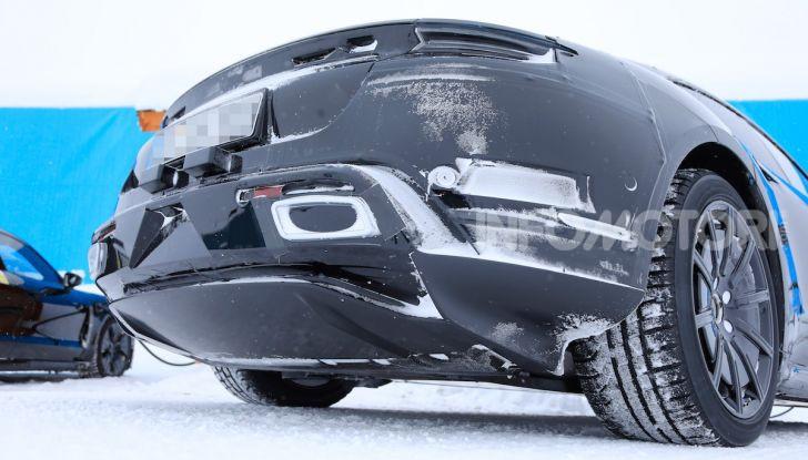 Porsche Taycan, questo il nome della 100% elettrica Mission E - Foto 25 di 38
