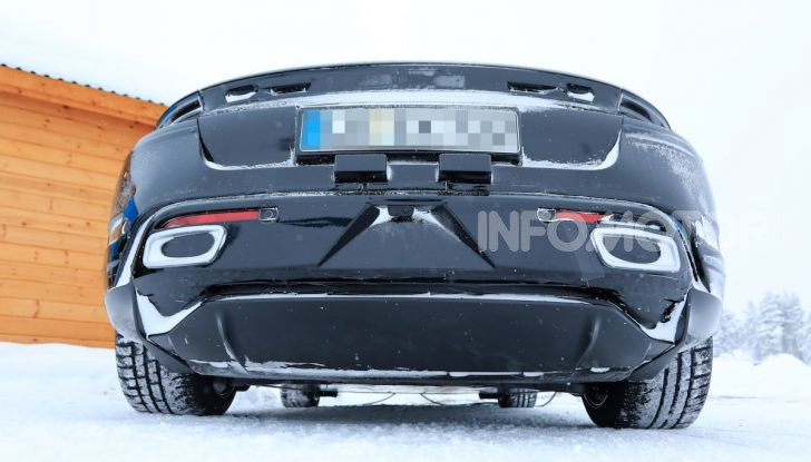 Porsche Taycan, questo il nome della 100% elettrica Mission E - Foto 26 di 38