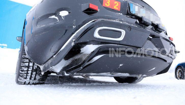 Porsche Taycan, questo il nome della 100% elettrica Mission E - Foto 35 di 38