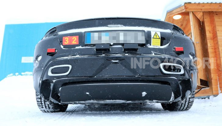 Porsche Taycan, questo il nome della 100% elettrica Mission E - Foto 36 di 38
