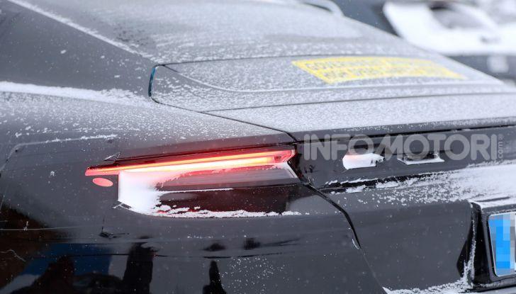 Porsche Taycan, questo il nome della 100% elettrica Mission E - Foto 37 di 38