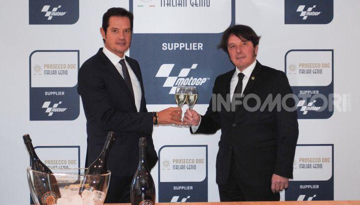 Prosecco DOC è sponsor ufficiale della MotoGP fino al 2022 - Foto 2 di 5