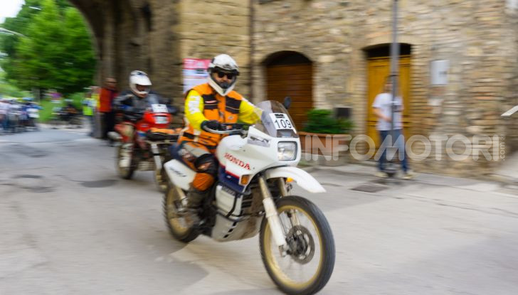 Queen Trophy 2019: mototurismo adventouring per le strade dell'Umbria - Foto 5 di 7