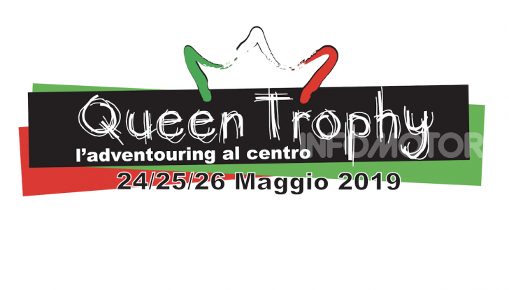 Queen Trophy 2019: mototurismo adventouring per le strade dell'Umbria - Foto 4 di 7