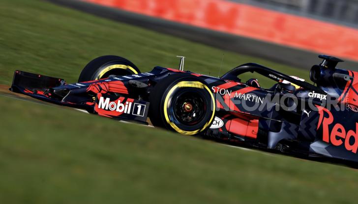 F1 2019: Red Bull presenta la nuova RB15 - Foto 10 di 12