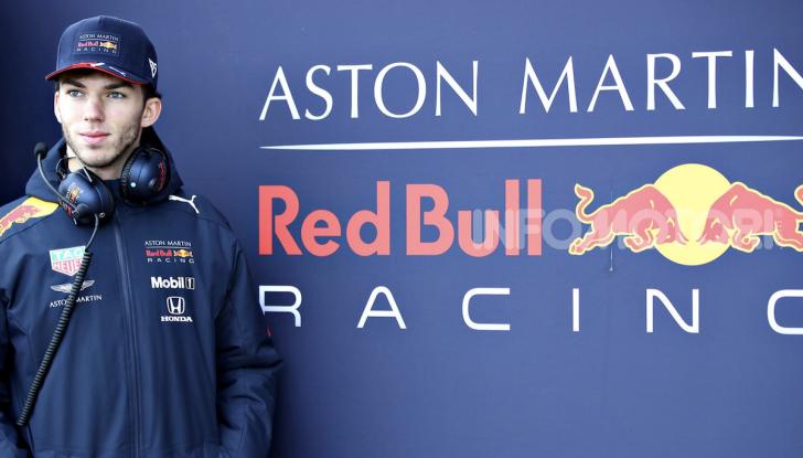 F1 2019: Red Bull presenta la nuova RB15 - Foto 11 di 12