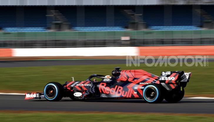 F1 2019: Red Bull presenta la nuova RB15 - Foto 4 di 12