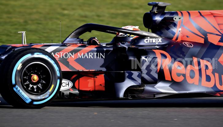 F1 2019: Red Bull presenta la nuova RB15 - Foto 6 di 12