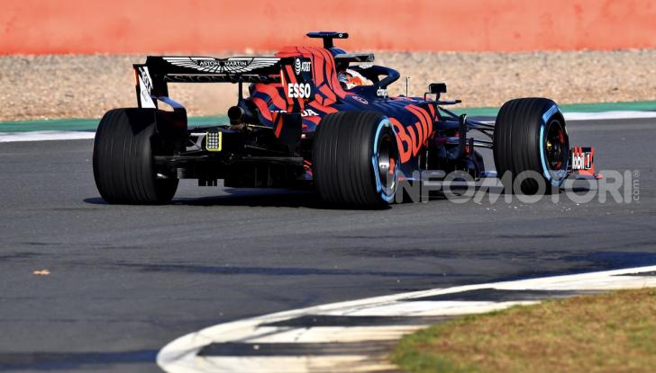 F1 2019: Red Bull presenta la nuova RB15 - Foto 8 di 12