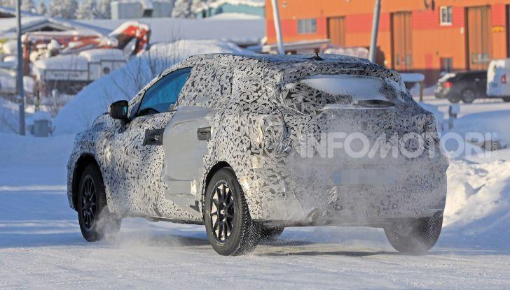 Renault Captur 2020: il Crossover francese più aggressivo e Tech - Foto 11 di 14