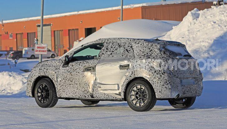 Renault Captur 2020: il Crossover francese più aggressivo e Tech - Foto 9 di 14