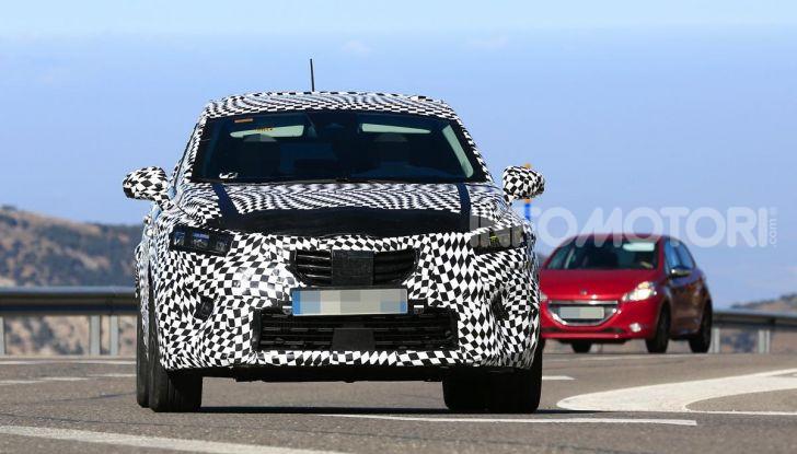 Renault Captur 2020: il Crossover francese più aggressivo e Tech - Foto 4 di 10