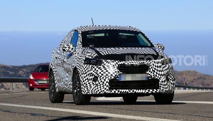Renault Captur 2020: il Crossover francese più aggressivo e Tech - Foto 3 di 10