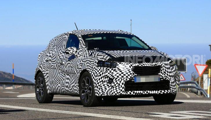 Renault Captur 2020: il Crossover francese più aggressivo e Tech - Foto 2 di 10