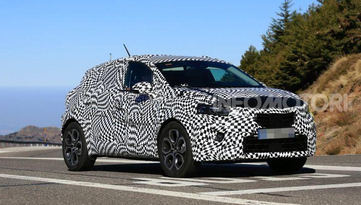 Renault Captur 2020: il Crossover francese più aggressivo e Tech - Foto 1 di 10