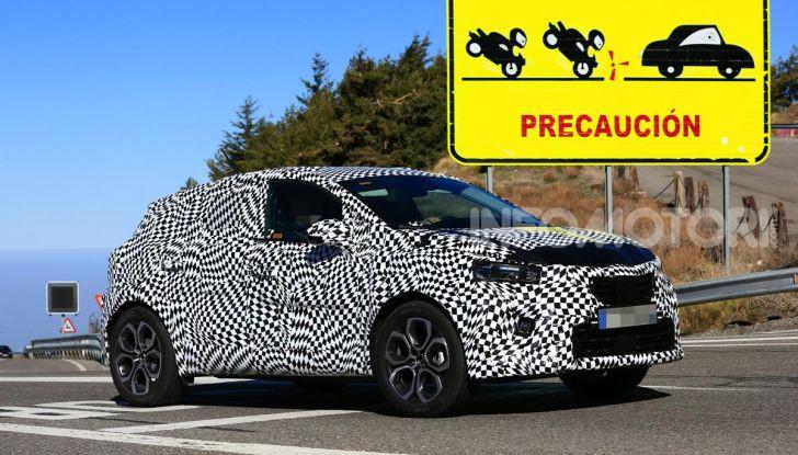 Renault Captur 2020: il Crossover francese più aggressivo e Tech - Foto 10 di 10