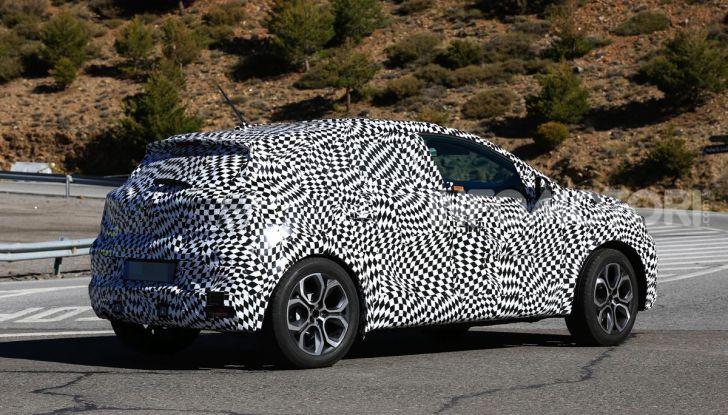 Renault Captur 2020: il Crossover francese più aggressivo e Tech - Foto 8 di 10