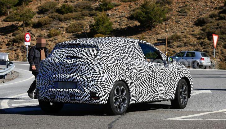 Renault Captur 2020: il Crossover francese più aggressivo e Tech - Foto 7 di 10