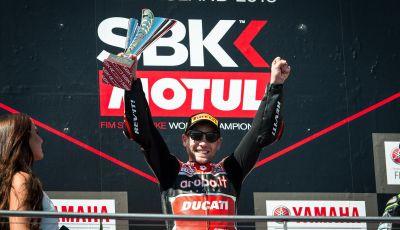 SBK 2019, Phillip Island: Ducati Panigale V4R e Bautista sul tetto del mondo