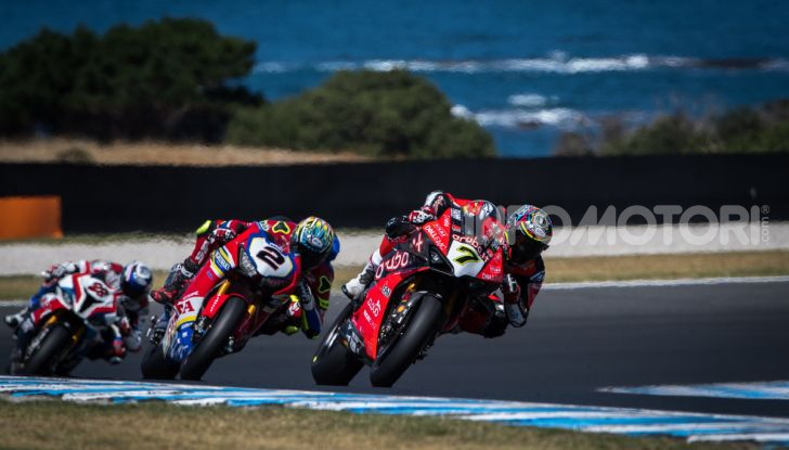 SBK 2019, Phillip Island: Ducati Panigale V4R e Bautista sul tetto del mondo - Foto 8 di 16