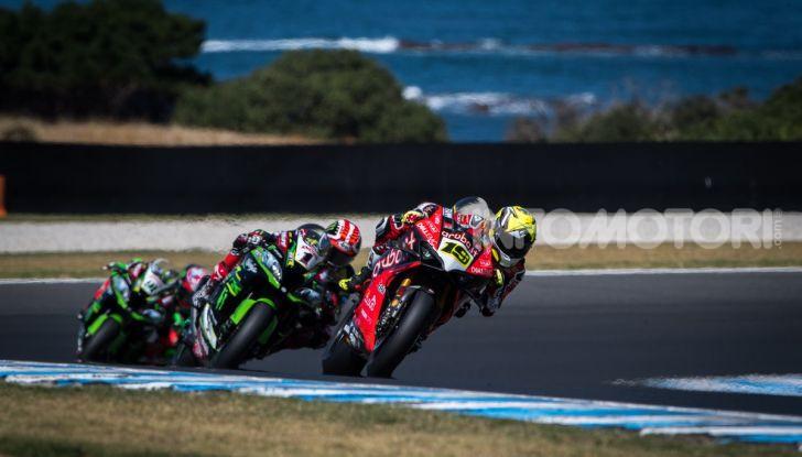 SBK 2019, Phillip Island: Ducati Panigale V4R e Bautista sul tetto del mondo - Foto 14 di 16